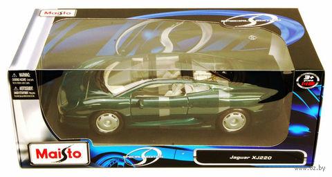"""Модель машины """"Jaguar XJ 220"""" (масштаб: 1/18) — фото, картинка"""