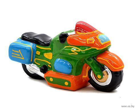 "Копилка ""Мотоцикл"" — фото, картинка"