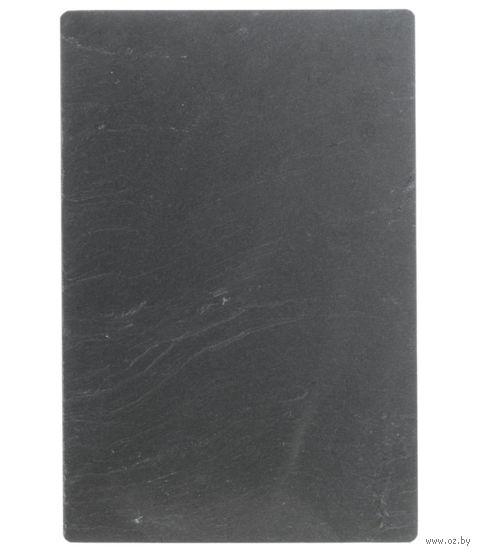 Блюдо каменное (330х220 мм) — фото, картинка