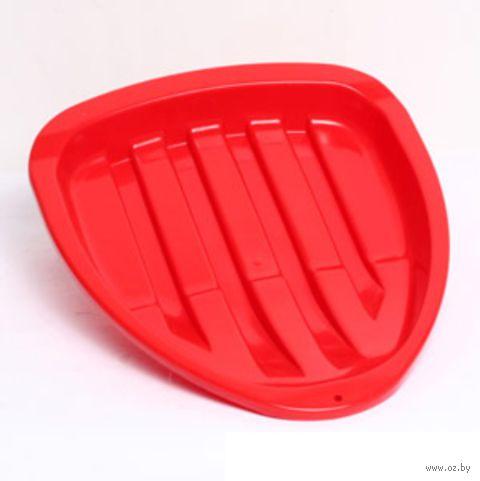 Салазки детские (красные) — фото, картинка