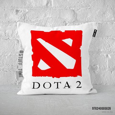 """Подушка """"ДОТА 2"""" (арт. 026) — фото, картинка"""