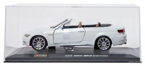 """Модель машины """"Bburago. BMW M3 Cabriolet"""" (масштаб: 1/32) — фото, картинка"""