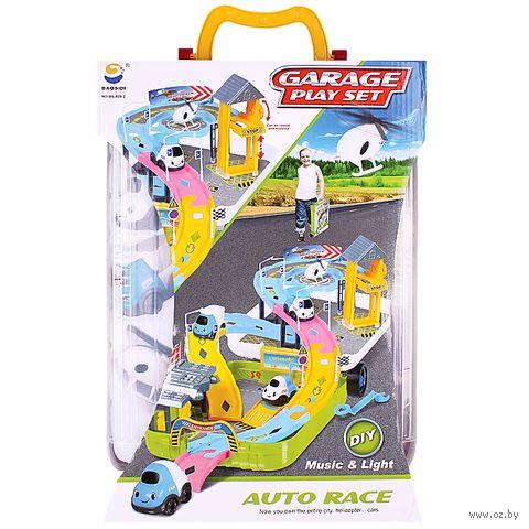 """Игровой набор """"Auto Race"""" — фото, картинка"""