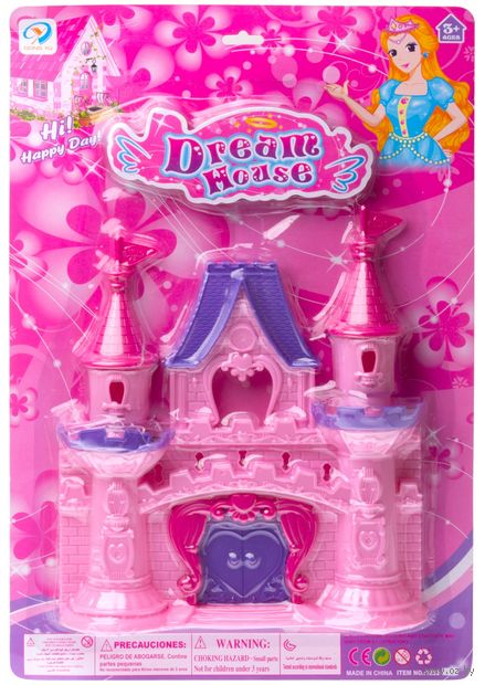"""Дом для кукол """"Dream house"""" — фото, картинка"""