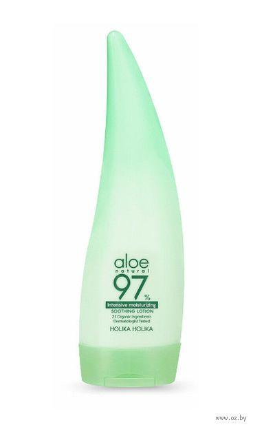"Лосьон для лица и тела ""Aloe 97% Soothing Lotion. Intensive"" (240 мл) — фото, картинка"