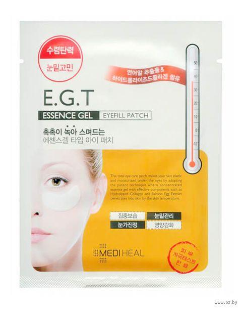 """Маска-патч для кожи вокруг глаз """"Essence Gel Eyefill Patch"""" (2 шт.) — фото, картинка"""
