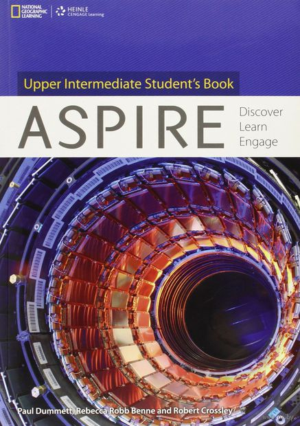 Aspire. Upper Intermediate. Student`s Book (+ DVD). Пол Даммит