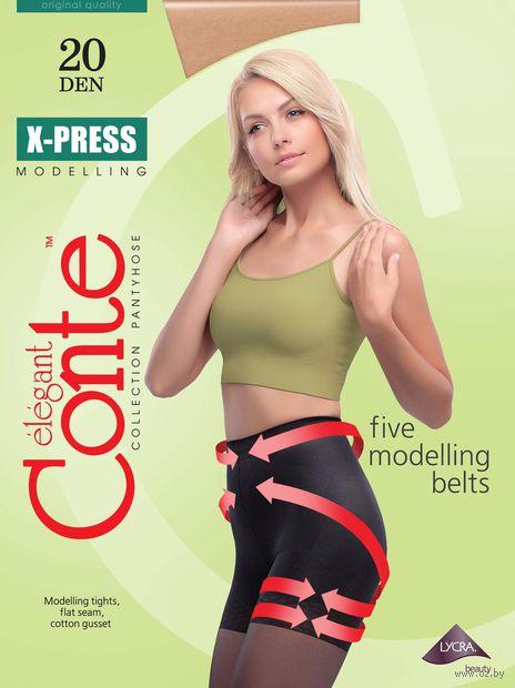 """Колготки женские корректирующие """"Conte. X-Press 20"""""""