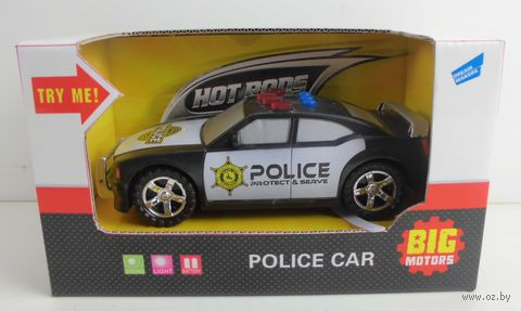 Полицейская машина (арт. LD-2016A) — фото, картинка