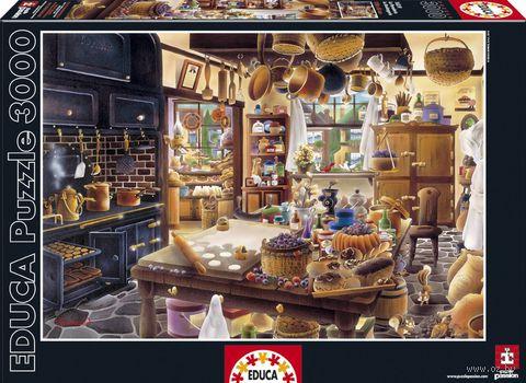 "Пазл ""Пекарня"" (3000 элементов) — фото, картинка"