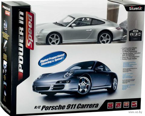 """Модель машины на радиоуправлении """"Porsche 911"""" (масштаб: 1/16)"""