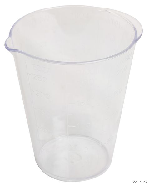 Мерный стакан (прозрачный) — фото, картинка