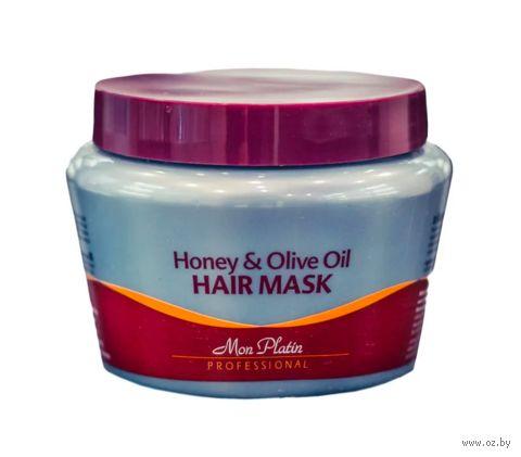 """Маска для волос """"DSM. С оливковым маслом и медом"""" (500 мл) — фото, картинка"""