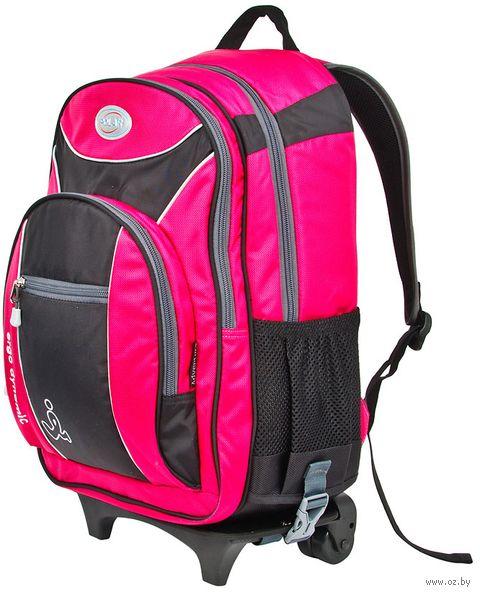 Рюкзак П382 (21,5 л; розовый) — фото, картинка