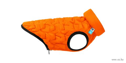 """Куртка """"Uni"""" (43 см; оранжево-черная) — фото, картинка"""