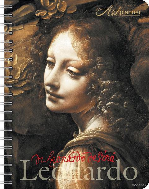 Леонардо да Винчи. Ангел