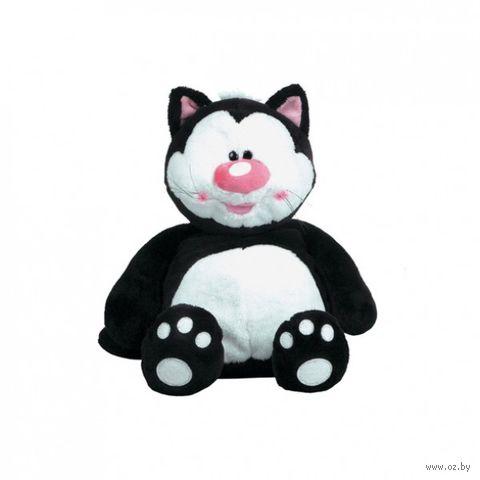 """Мягкая игрушка """"Котя черный"""" (23 см)"""
