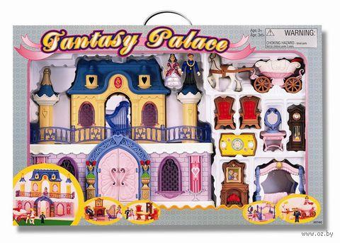 """Дом для кукол """"Fantasy Palace"""""""