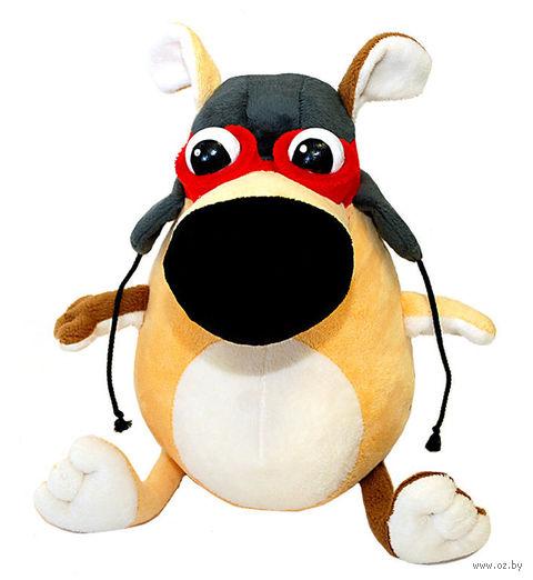"Мягкая игрушка ""Собака-пилот"" (24 см) — фото, картинка"