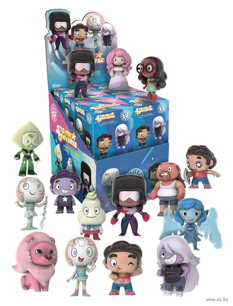 "Фигурка ""Mystery Mini: Steven Universe"" (1 шт.) — фото, картинка"