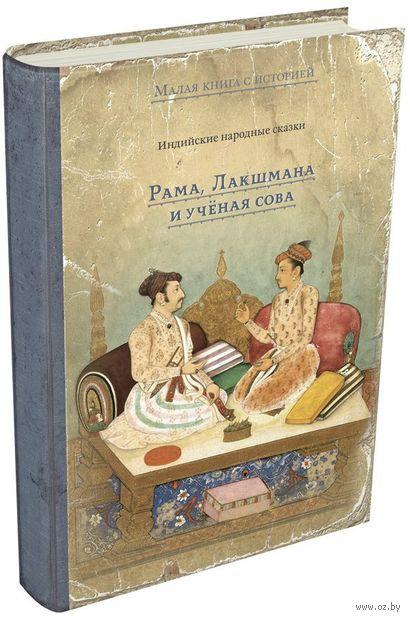 Рама, Лакшмана и учёная сова. Индийские народные сказки — фото, картинка