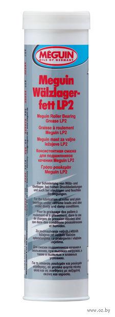 """Смазка литиево-комплексная """"Lithium-Komplexfett LX2P"""" (400 г; синяя) — фото, картинка"""