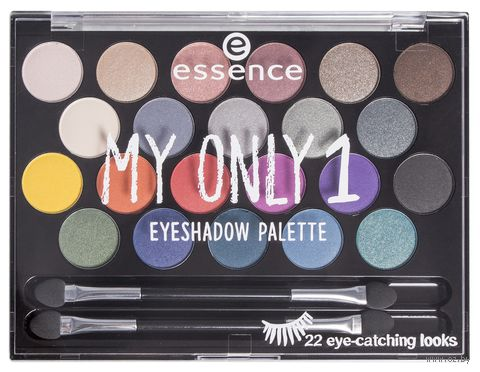 "Палетка теней для век ""My Only 1 Eyeshadow Palette"" (22 оттенка) — фото, картинка"