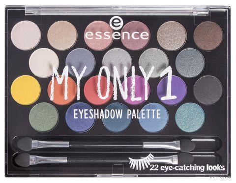 "Палетка теней для век ""My Only 1 Eyeshadow Palette"" (тон: 01) — фото, картинка"