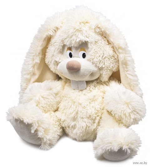 "Мягкая игрушка ""Заяц Лаврик"" (42 см) — фото, картинка"