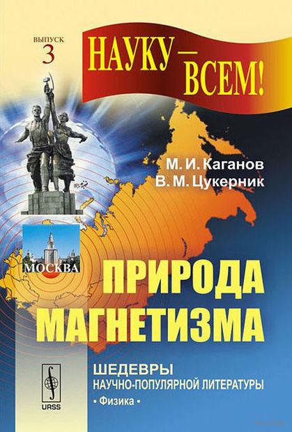 Природа магнетизма. Выпуск 3. Моисей Каганов, Виктор  Цукерник