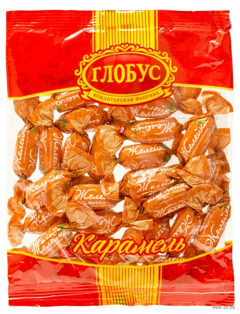 """Карамель """"Желейка. Со вкусом апельсина"""" (180 г) — фото, картинка"""