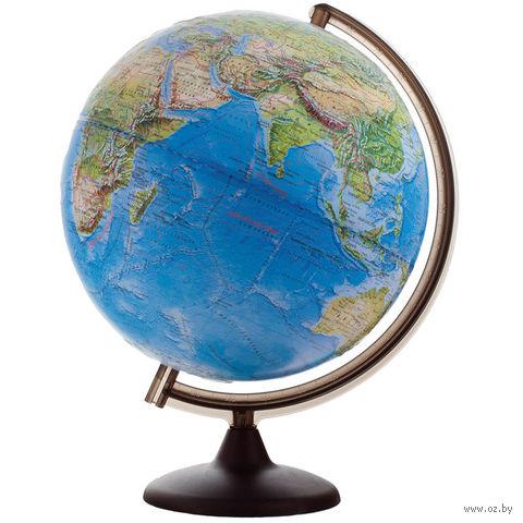 Глобус (ландшафтный рельефный; 320 мм) — фото, картинка