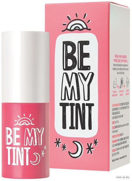 """Тинт для губ """"Be My Tint"""" тон: 02, peach coral — фото, картинка"""