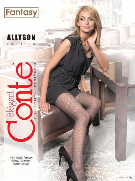 """Колготки женские фантазийные """"Conte. Allyson"""""""