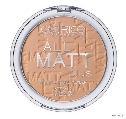 "Компактная пудра для лица ""All Matt Plus Shine Control"" (тон: 030)"