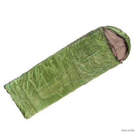 Спальный мешок (зеленый; арт. 89398) — фото, картинка
