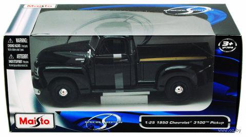 "Модель машины ""Chevrolet 3100 Pickup"" (масштаб: 1/25) — фото, картинка"