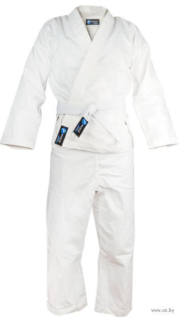 Кимоно для карате (р. 5/180; белое) — фото, картинка