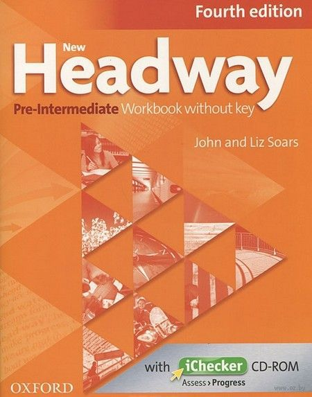 New Headway. Pre-Intermediate. Workbook with key (+ CD). Джон Сорс, Лиз Сорс