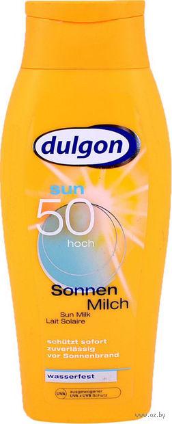 "Молочко солнцезащитное для тела ""Dulgon"" SPF 50 (250 мл) — фото, картинка"