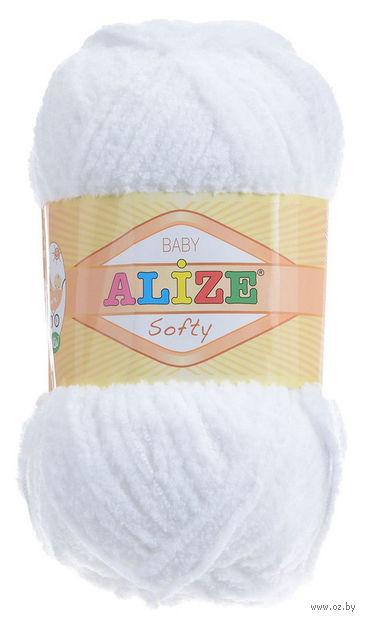 "Пряжа ""ALIZE. Softy №55"" (50 г; 115 м) — фото, картинка"