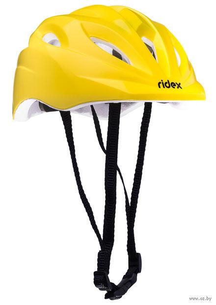 """Шлем защитный """"Arrow"""" (M; жёлтый) — фото, картинка"""