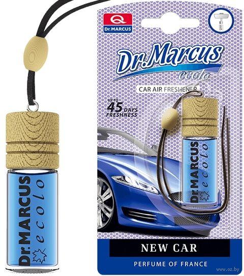 "Ароматизатор подвесной жидкий ""Ecolo"" (New Car; 4.5 мл; арт. 24003) — фото, картинка"