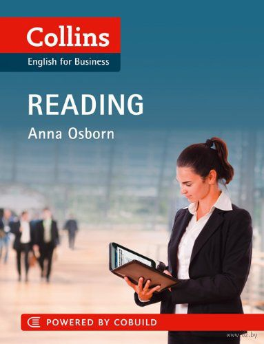 English for Business. Reading. Анна Осборн