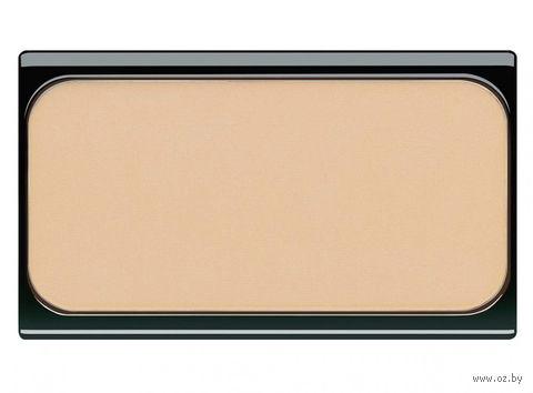 "Компактная пудра для лица контурирующая ""Contouring Powder"" (тон: 12, vanilla chocolate) — фото, картинка"