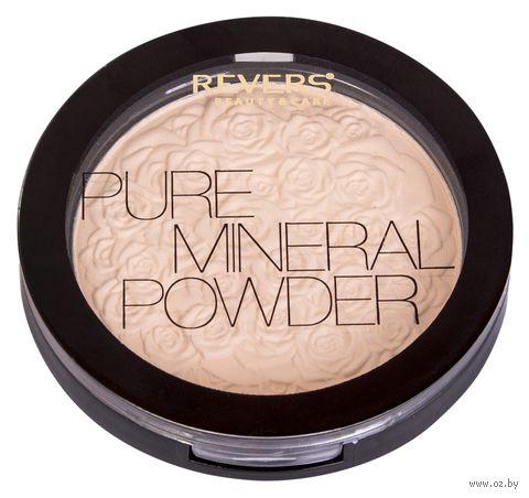 """Компактная пудра для лица """"Mineral Pure"""" тон: 24 — фото, картинка"""
