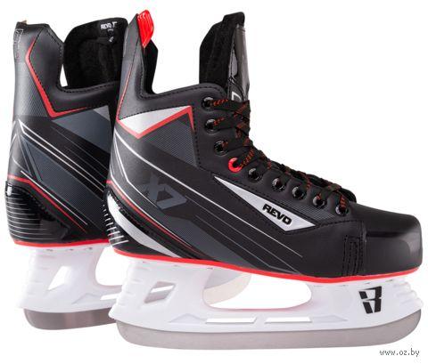 """Коньки хоккейные """"Revo X7"""" (р. 42) — фото, картинка"""