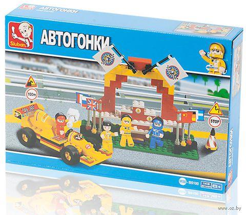 """Конструктор """"Формула-1"""" (149 деталей) — фото, картинка"""