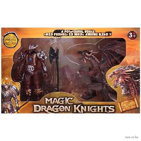 """Набор фигурок """"Магический дракон"""" (2 шт.; арт. DV-T-140) — фото, картинка"""