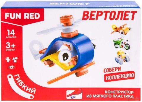 """Конструктор """"Вертолет"""" (14 деталей) — фото, картинка"""